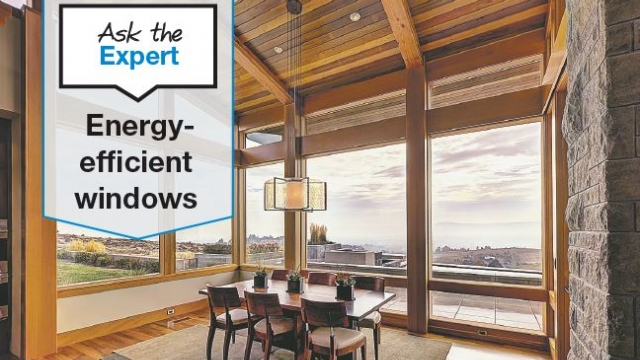 Ask The Expert: Energy Efficient Windows