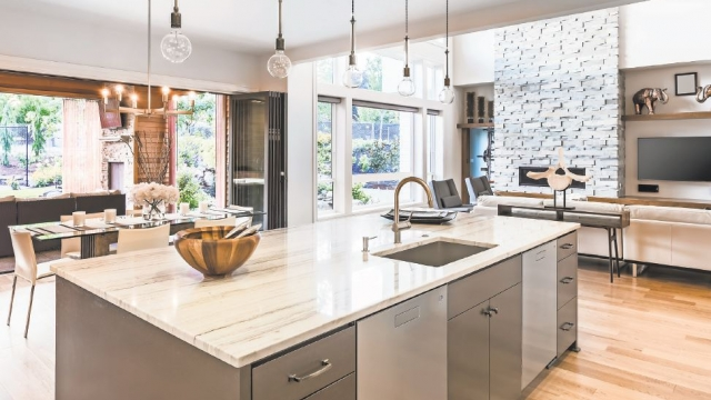 Want To Make A Statement In Your Kitchen Let Countertops Do The Talking